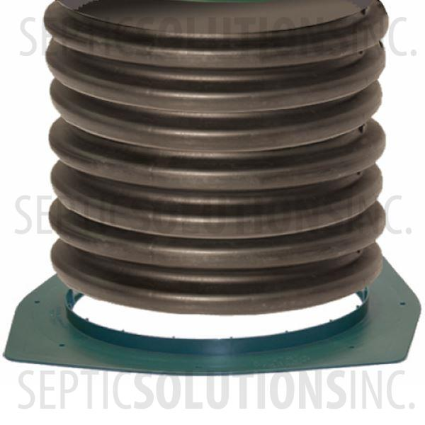 "Polylok 24"" Corrugated Pipe Tank Adapter Ring - Part Number 3009-ARC"