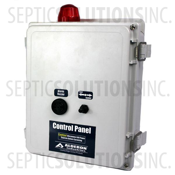 Alderon APS Simplex Control Panel (120/230V, 0-20FLA) - Part Number APS20-1-5