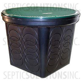 Polylok 6-Hole Drainage Box with Grate Cover