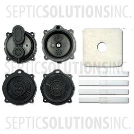 Secoh EL-60, EL-80-15, EL-80-17, EL-100 Diaphragm Replacement Kit