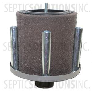 Intake Filter Assembly for 1.25'' Discharge Regenerative Blowers