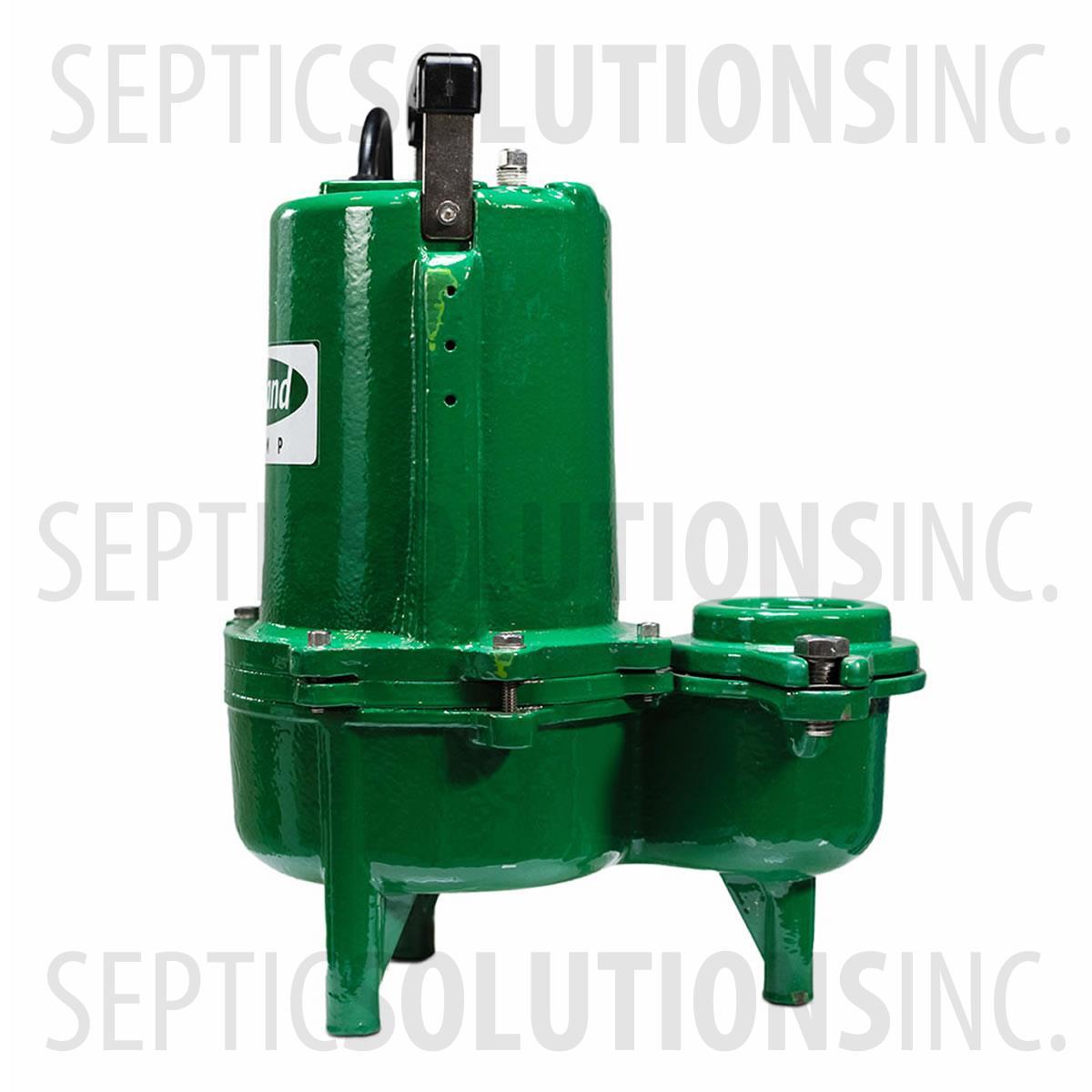 Ashland Sw40w1 20 4 10 Hp Sewage Pump Sw40w1 20 Free