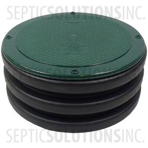 "Polylok 15"" Heavy Duty Corrugated Pipe Cover"