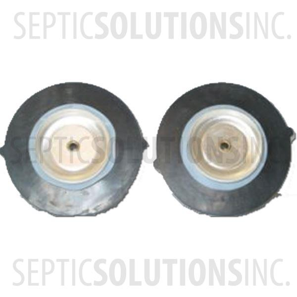 Thomas Replacement Diaphragms Only for Models 5030, 5040, 5060, 5070 - Part Number LP60D