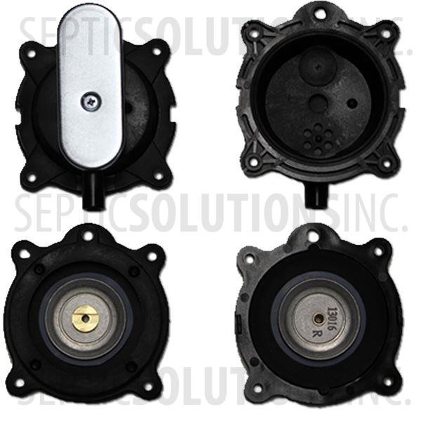 Cyclone SS-40 and SSP-40 Diaphragm Replacement Kit - Part Number CDBD40