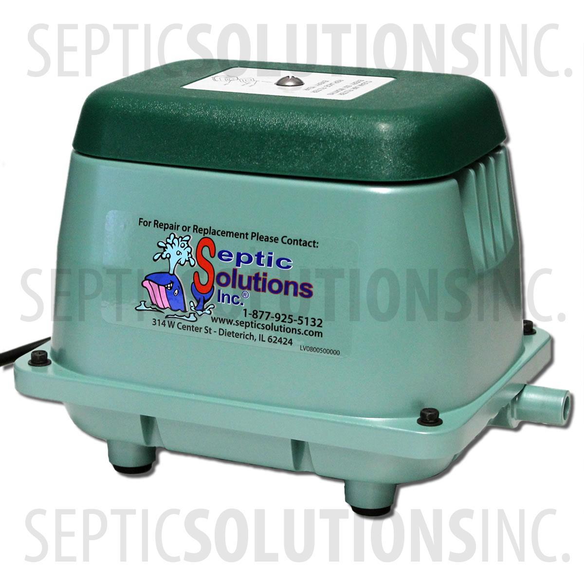 aqua aire aerobic septic system air pumps and repair parts rh septicsolutions com Wiring a Homeline Service Panel Wiring a Homeline Service Panel