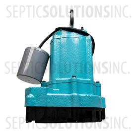 Little Giant Model 9EC-CIA-RF 4/10 HP Submersible Effluent Pump