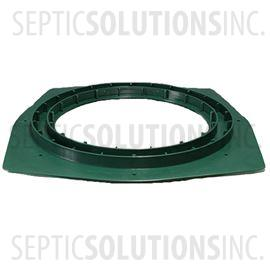 Polylok Square Septic Tank To Riser Adapter Ring