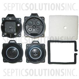 Alita AL-150 and AL-200 Diaphragm Replacement Kit