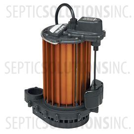 Liberty 450-Series 1/2 HP Aluminum Submersible Sump Pump