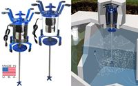Septic Solutions Septic Air Pumps Septic Aerator Pumps