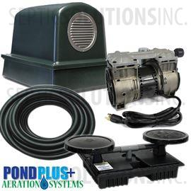 PondPlus+ P-O2 TP1 Aeration System for Small / Deep Ponds