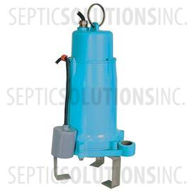 Little Giant Model GP-A231-20 2.0 HP Submersible Sewage Grinder Pump