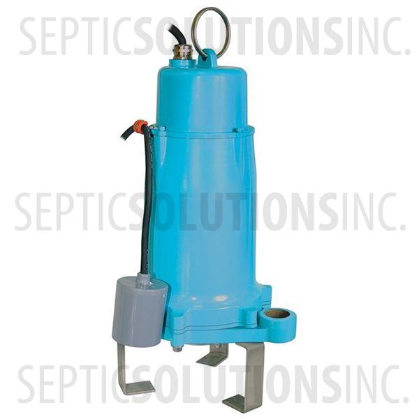 Little Giant Model GP-A231-20 2 0 HP Submersible Sewage Grinder Pump