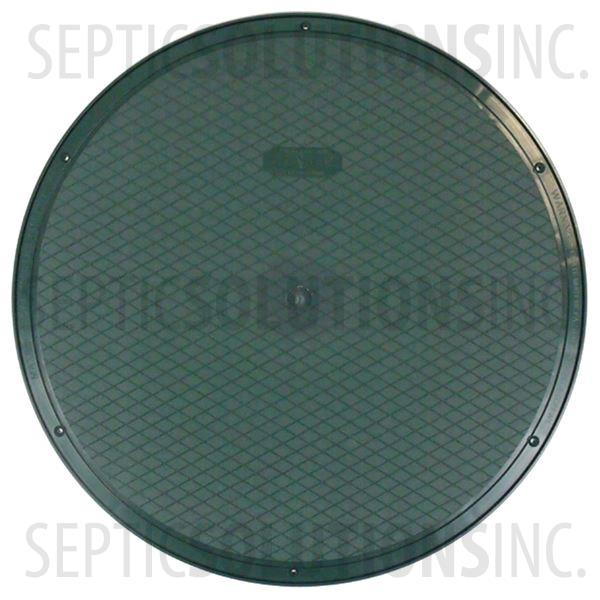 "Polylok 20"" Heavy Duty Riser Lid - Part Number 3017-C20"