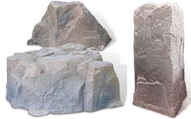 Decorative Rock Covers