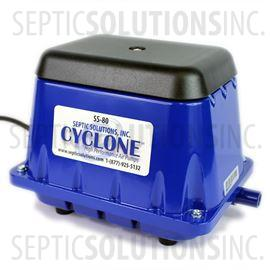 Cyclone SS-80 Linear Septic Air Pump