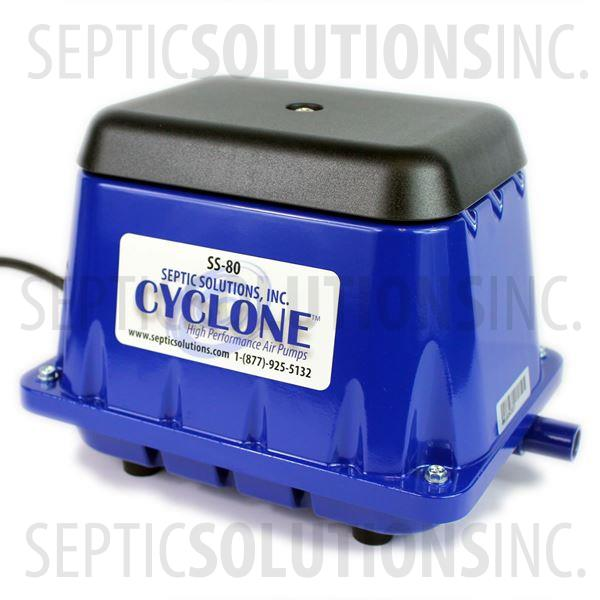 Cyclone SS-80 Linear Septic Air Pump - Part Number SS80