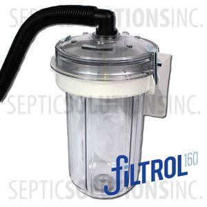 Filtrol 160 Septic Protector Washing Machine Lint Filter