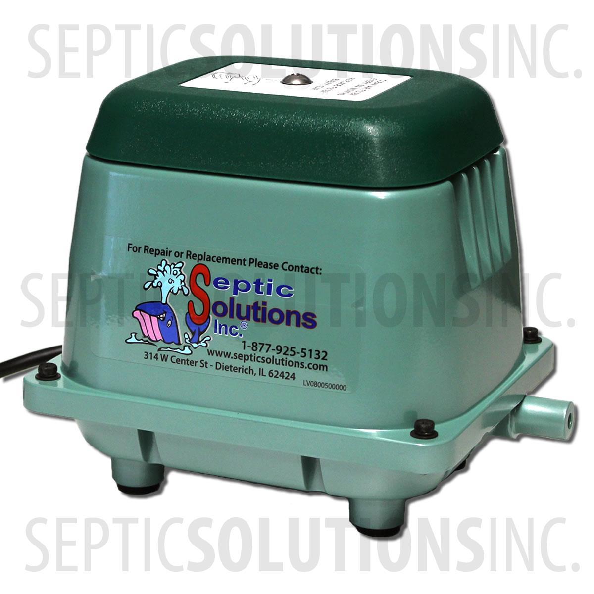 Enviro Flo Alternative 500 Gpd Linear Septic Air Pump