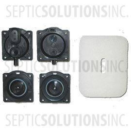 Thomas 5060A Diaphragm Replacement Kit
