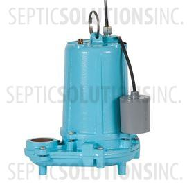 Little Giant Model WS100HAM-12 1.0 HP Submersible Effluent Pump