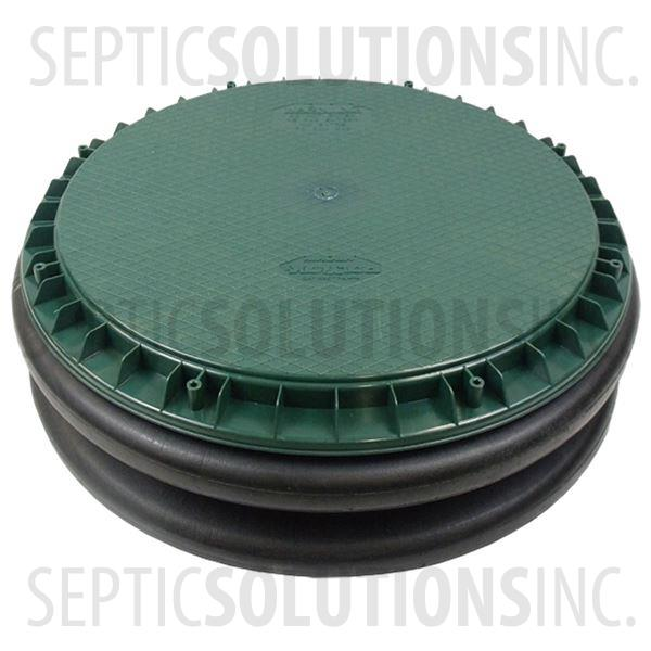 "Polylok 24"" Heavy Duty Corrugated Pipe Cover - Part Number 3008-HD"