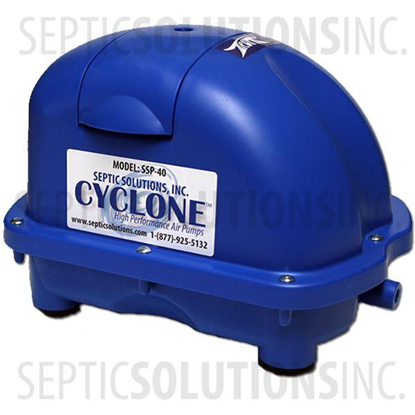Cyclone SSP-40 Linear Septic Air Pump - Part Number SSP40