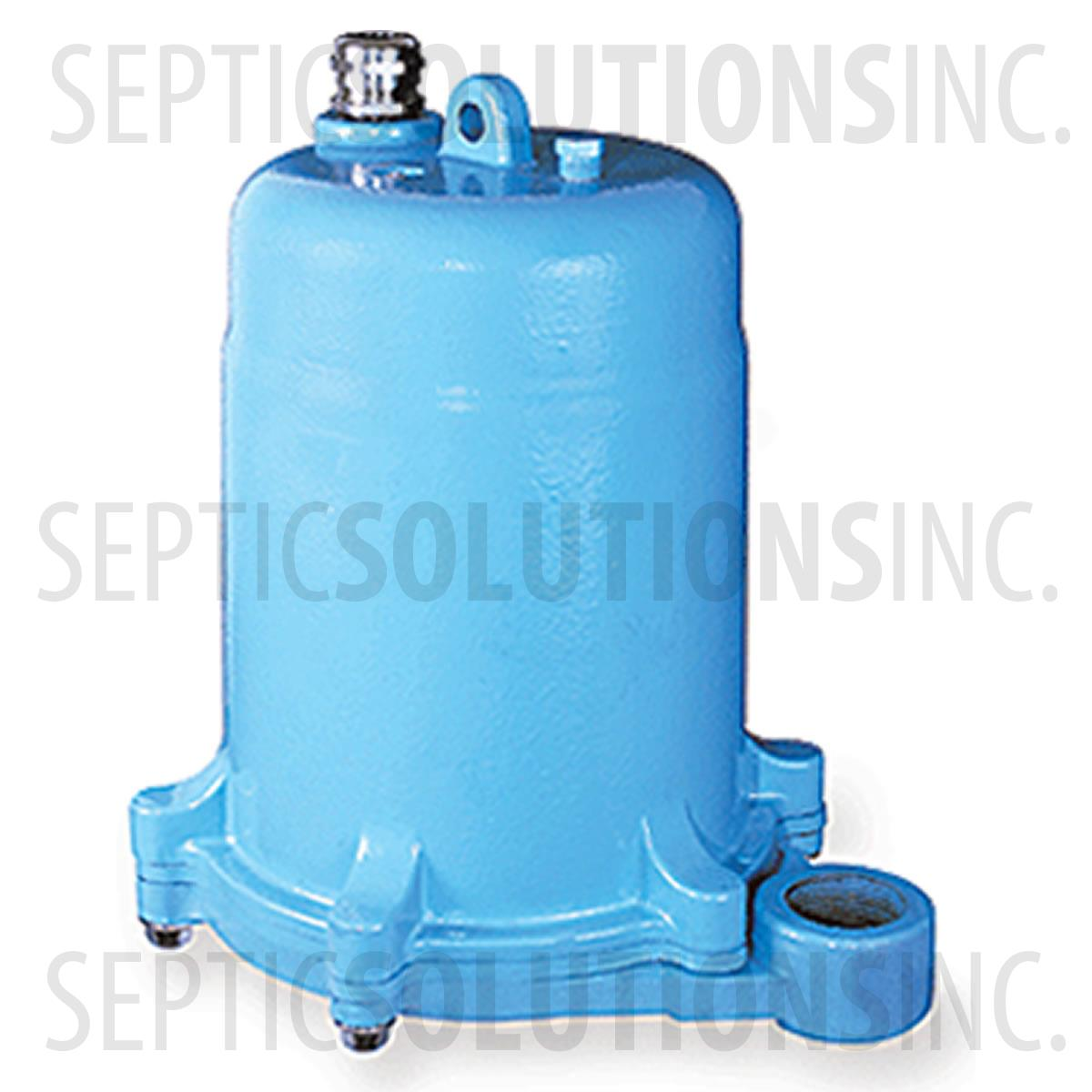 Little Giant Model Gp M231 15 2 0 Hp Submersible Sewage