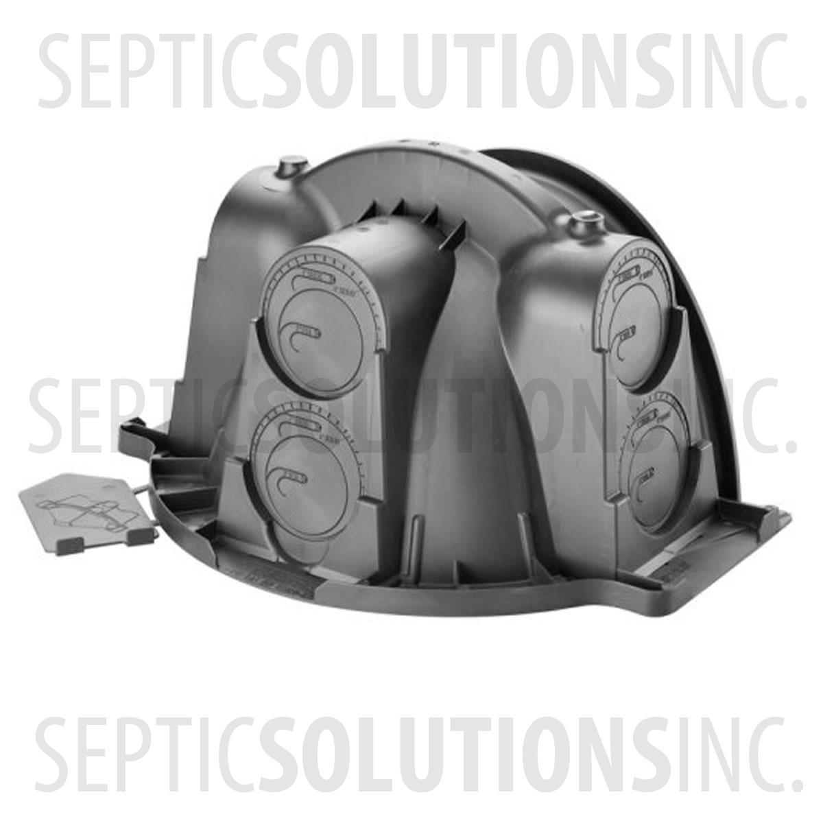 Infiltrator Quick 4 Equalizer 36 End Caps Q4eq36e
