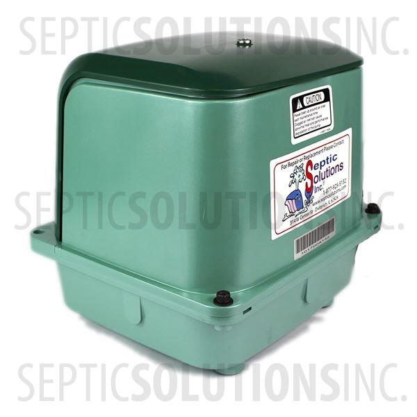 Hiblow DUO 80 Dual Port Septic Air Pump - Part Number DUO80