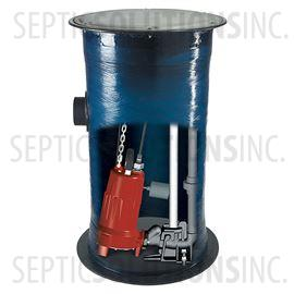 Liberty 2448-Series Simplex Sewage Grinder Pump Station