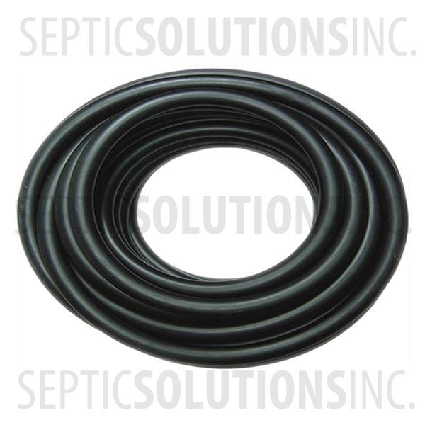 PondPlus+ Quick Sink Weighted PVC Hose - (200 FT Roll) 1/2'' ID x 1'' OD - Part Number L5PVC2