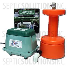 SepAerator® Saver Package - Alternative Air Pump System To Shaft Aerators