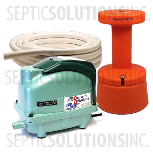 SepAerator® Saver Package - Alternative Air Pump System To Shaft Aerators - Part Number SaverPkg