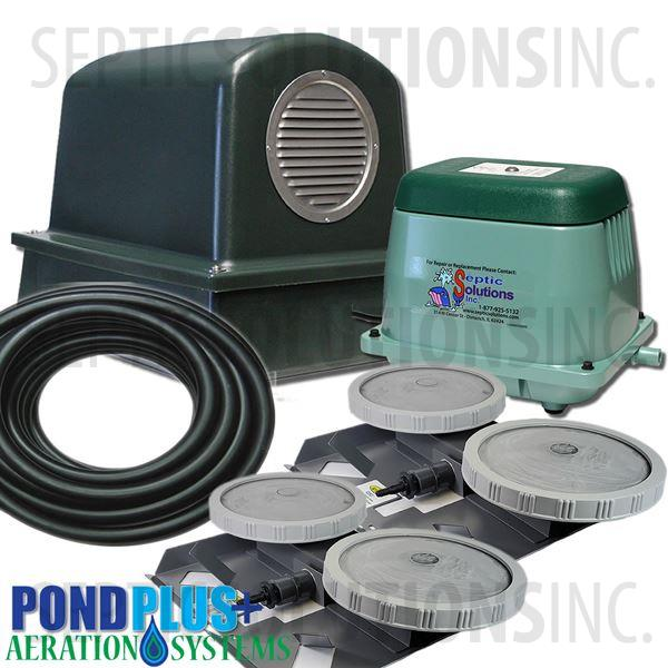 PondPlus+ P-O2 2002 Aeration System for Large Ponds - Part Number PO22002