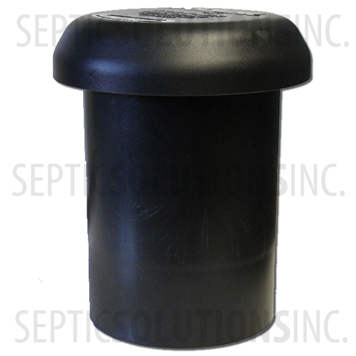 Vent Pipe Odor Filter For 1 5 Quot Pvc Vent Stacks Activated