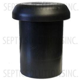 "Septic Solutions Activated Carbon Vent Pipe Odor Filter for 1.5"" PVC Vents"