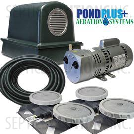 PondPlus+ P-O2 RV102 Aeration System for Small Lakes