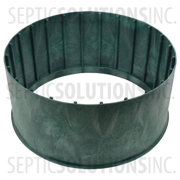 "Polylok 20"" x 12"" Septic Tank Riser - Part Number 3009-R12"