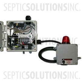 SepAerator® Air Pump Alarm and Control Panel