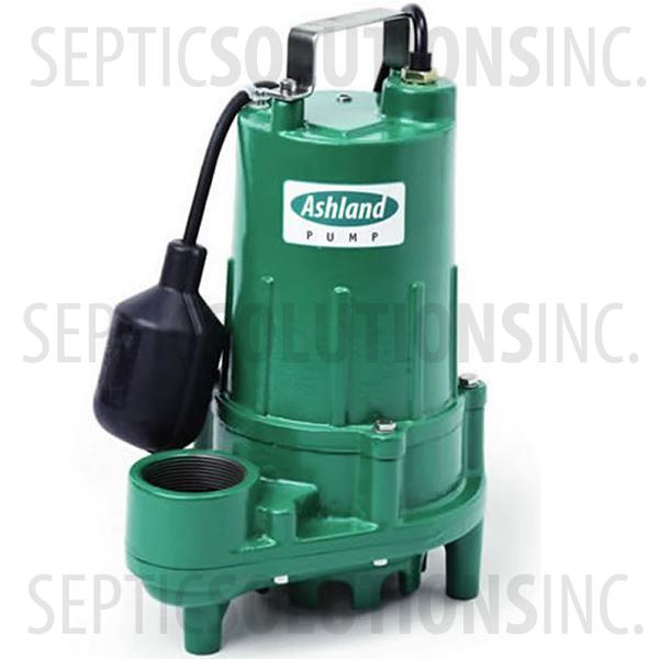 Ashland Model EP40W1-20 4/10 HP Submersible Effluent Pump - Part Number EP40W1-20