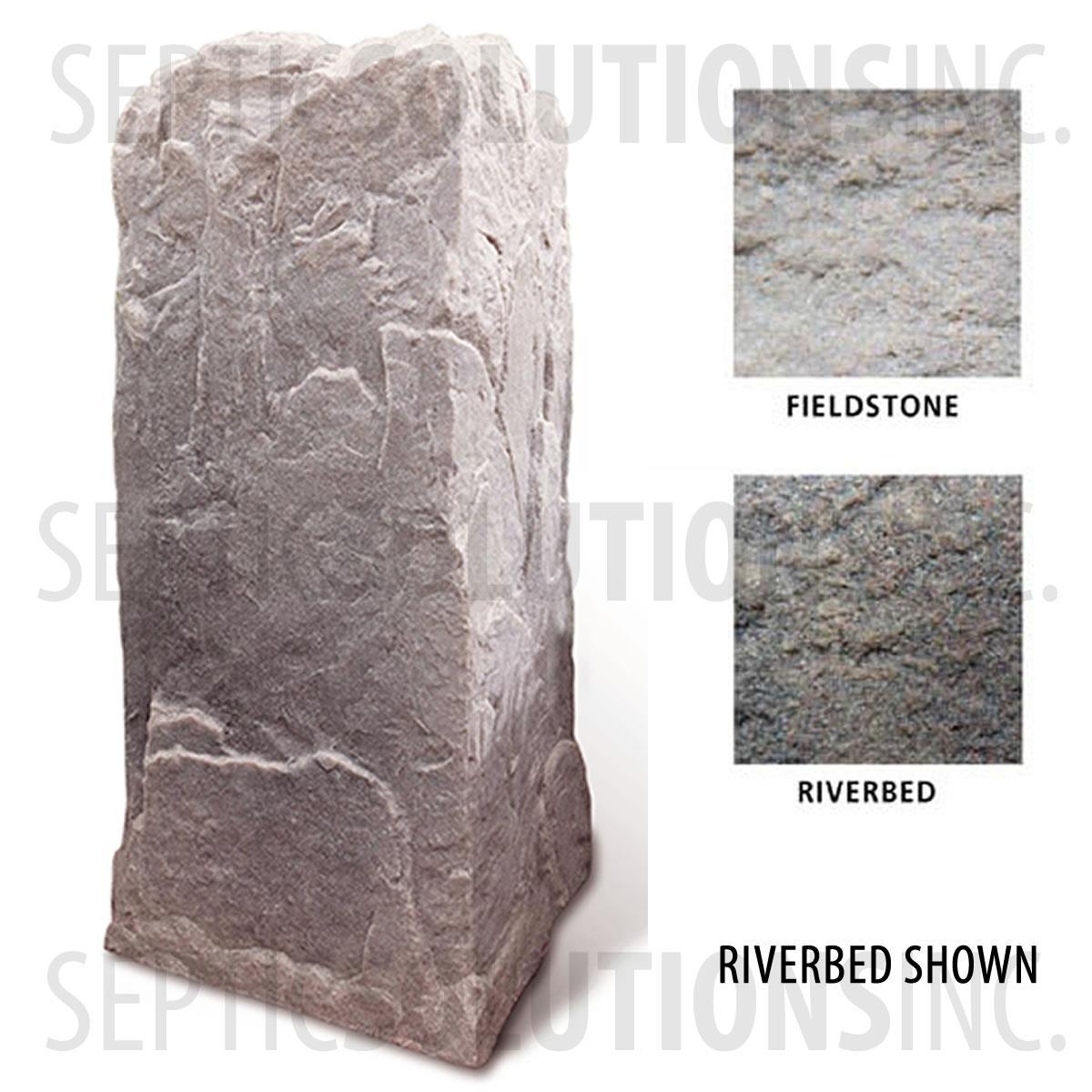 Rock Enclosure Model 113 Fieldstone 113 Fs Free Shipping