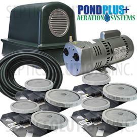 PondPlus+ P-O2 RV104 Aeration System for Small Lakes