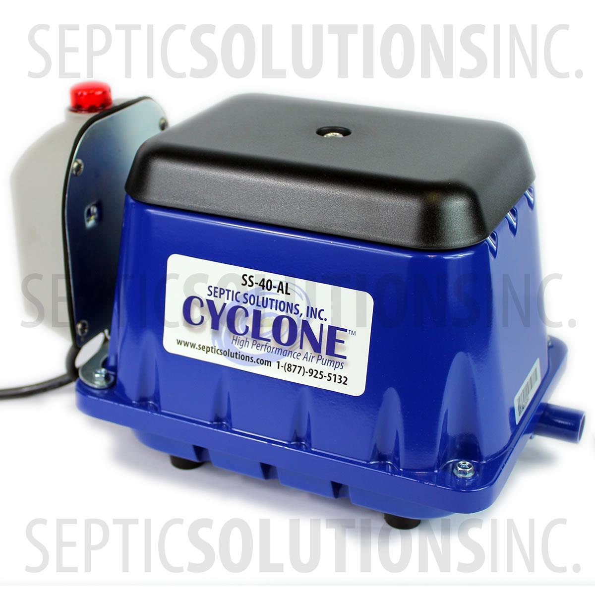 Cyclone Ss 40 Al Septic Air Pump Ss40al Free Shipping
