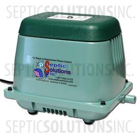 Aqua-Safe Alternative 1000 GPD Linear Septic Air Pump