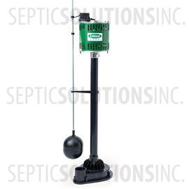 Ashland 1/2 HP Thermoplastic Pedestal Sump Pump