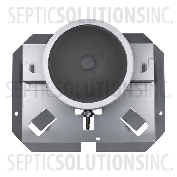 PondPlus+ Quick Sink Self-Weighted Single Membrane Diffuser Assembly for Pond Aerators - Part Number QS1