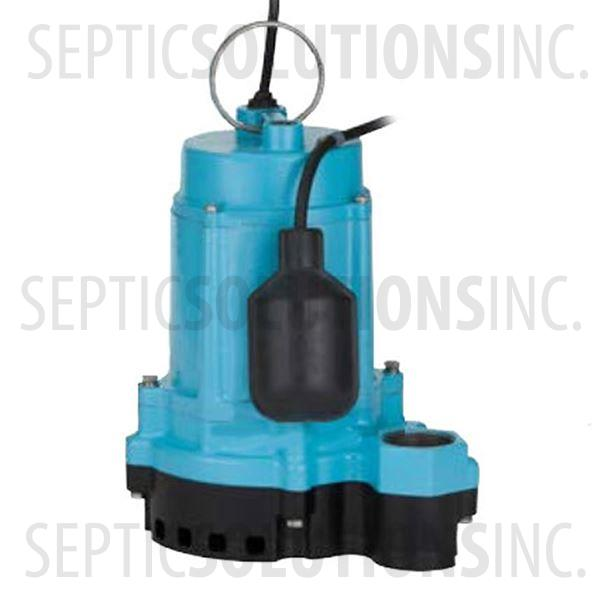 Little Giant Model 6EC-CIA-RF 1/3 HP Submersible Effluent Pump - Part Number 506858