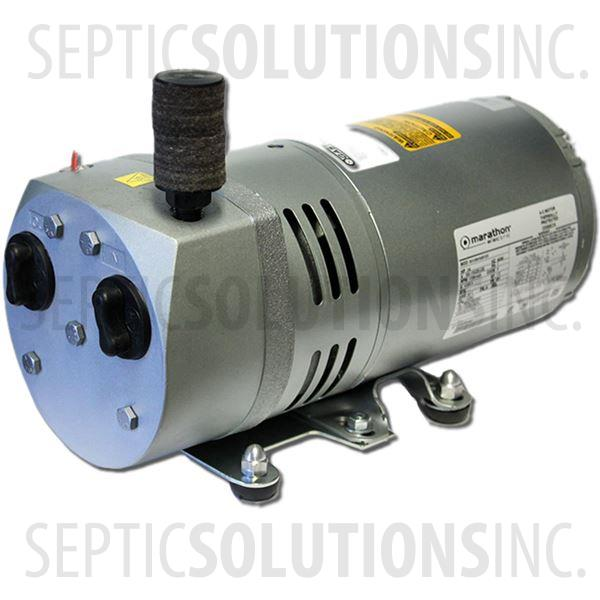 Gast 0523 Rotary Vane Septic Air Pump Free Same Day Shipping